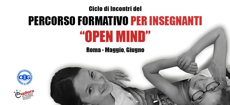 Incontri Percorso Formativo per Insegnanti Roma