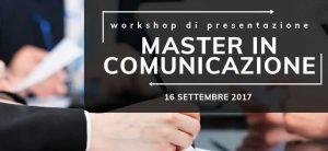 Orientamento Master Comunicazione